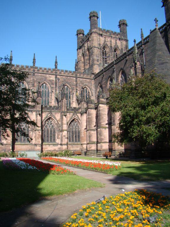 Cathedral & Medallion Garden (Yvonne)