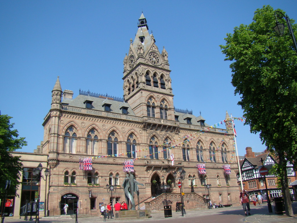 Town Hall YK